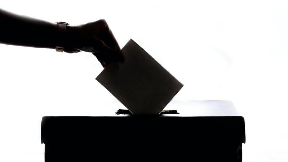 Clipart Voting Ballot