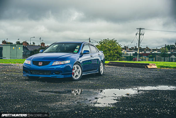 Picture for K-Powered: An Accord Euro R With Boost