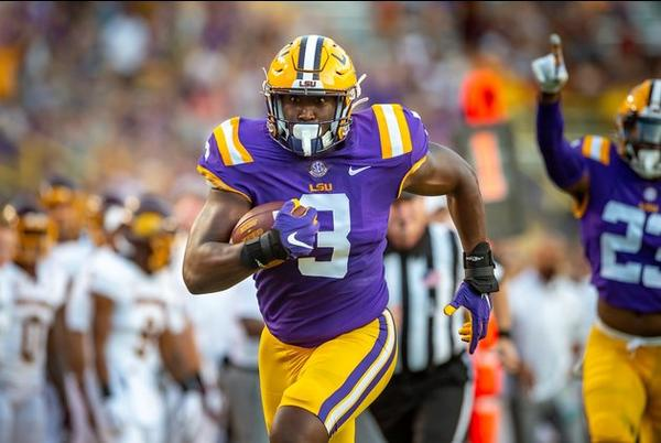 Picture for LSU veteran DE Andre Anthony (knee) out for season
