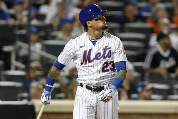 Picture for Báez helps Mets beat Reds in dramatic comeback