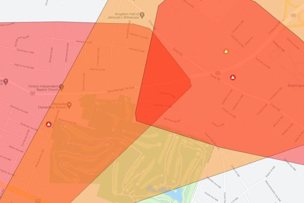 Picture for More than 2,000 without power in Roanoke