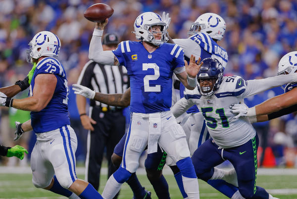 Picture for Carson Wentz's Worst Nightmare Is Being Avoided Following a Massive $8.38 Million Addition to the Colts' Struggling Offensive Line
