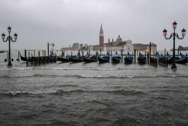 Picture for Flooding Is Rapidly Becoming an 'Everyday Occurrence' in Venice