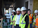 Picture for Sen. Roy Blunt tours the new Buffalo DCTC facility