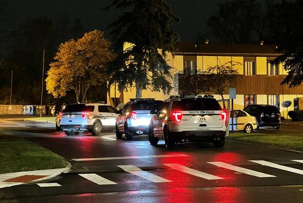 Picture for Toledo police investigate early-morning shooting