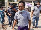 Picture for AP journalist Thein Zaw released from detention in Myanmar
