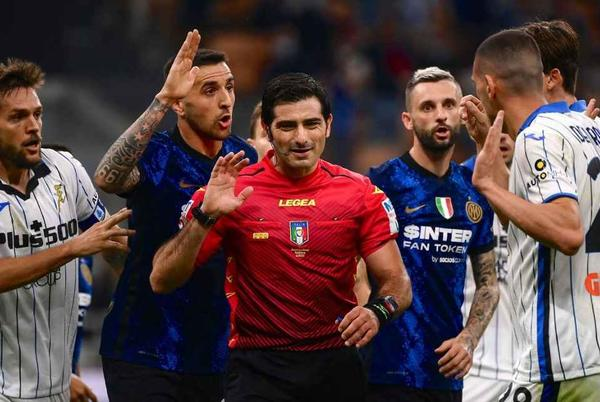 Picture for Inter and Atalanta share spoils in San Siro thriller