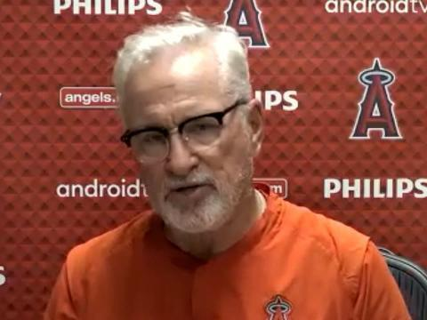 los-angeles-angels-of-anaheim-maddon-on-8-3-loss-to-a-s-mlb-game-highlights-newsbreak
