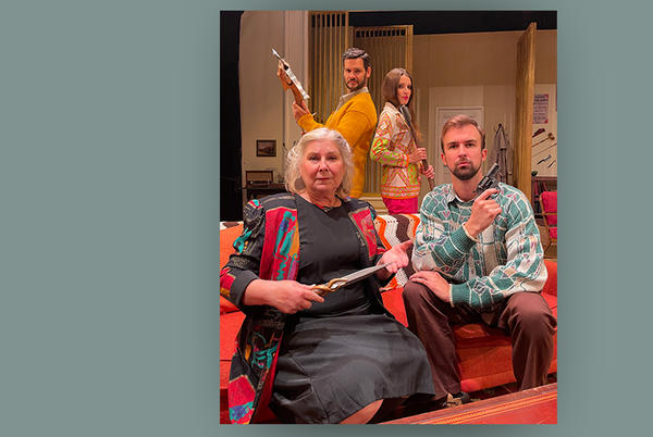 Picture for It's time for murder, mayhem and mystery at the Millbrook Playhouse