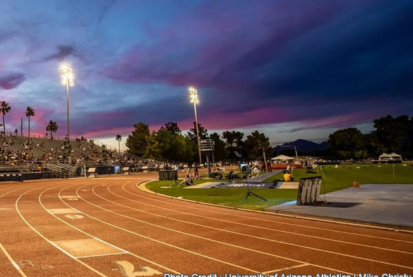 Picture for Bobby Carter Hired as Arizona Track and Field's New Jumps and Multis Coach