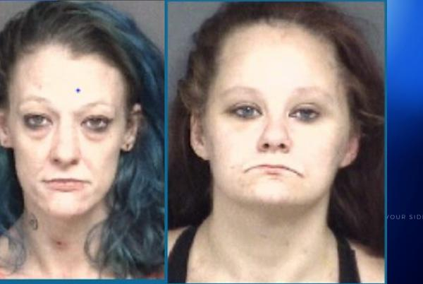 Picture for 2 women arrested on prostitution charges at NC hotel, deputies say