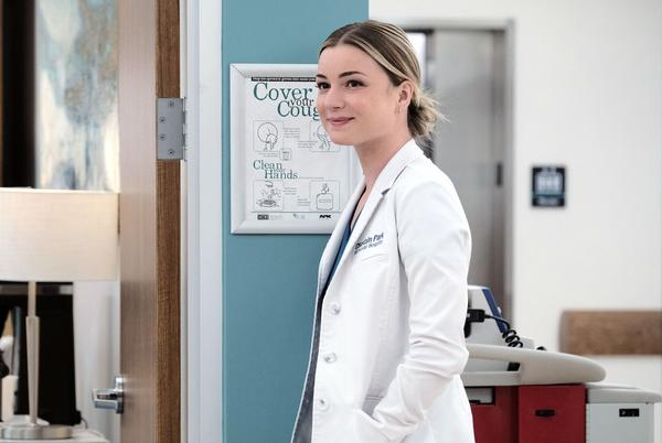 Picture for Emily VanCamp Breaks Her Silence on 'The Resident' Exit — and Matt Czuchry Weighs In