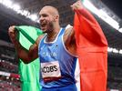 Picture for Olympic 100m results: Italy's Marcell Jacobs shocks USA's Fred Kerley to win gold