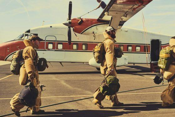 Picture for Elite Wildland Firefighters Sew Their Own Gear