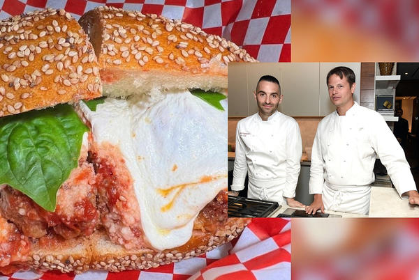 Picture for Food Network: New Hudson Valley Restaurant's Sandwich is #1 in US