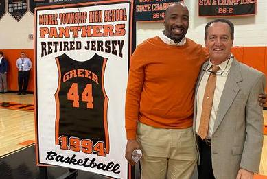 Picture for LAMAAR GREER NAMED NEW BOYS BASKETBALL COACH AT MIDDLE TOWNSHIP