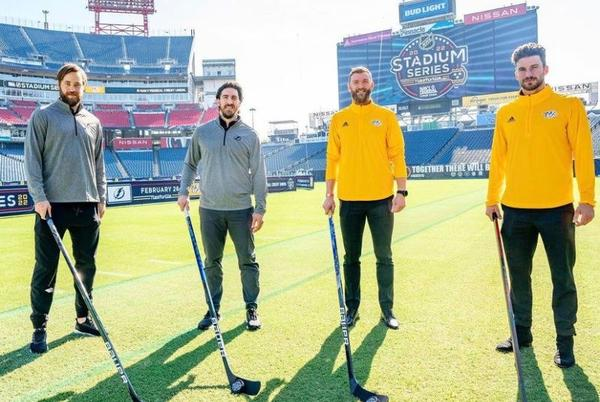 Picture for Tickets On Sale Now for 2022 NHL Stadium Series