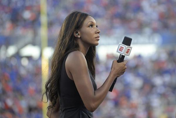 Picture for NBC quickly hires Maria Taylor after her departure from ESPN