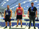 Picture for Spencer Williams ranked No. 1 in country after shot put throw