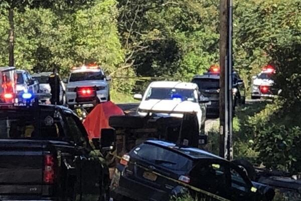 Picture for Man dies in 3-car Kiskatom crash