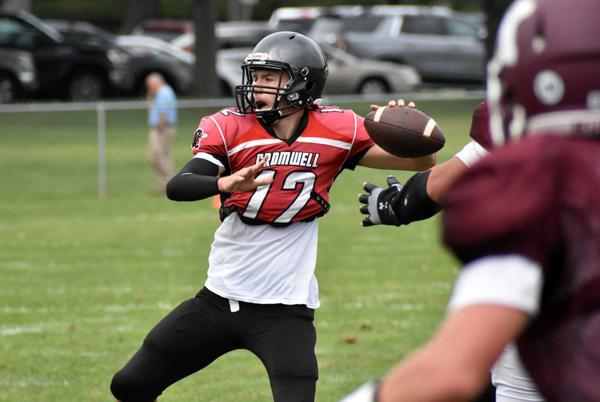 Picture for Connecticut's top high school football performances from Week 6