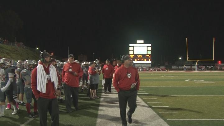 Cover for Red Devils Continue to Roll over Cambridge