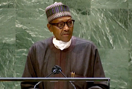 Picture for President Buhari Addresses World Leaders At UN General Assembly