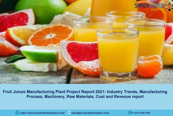 Picture for Fruit Juice Processing Plant Project Report 2021: Manufacturing Process, Plant Cost, Price Trends, Plant Setup, Industry Analysis, Business Plan, Raw Materials, Machinery Requirements 2026
