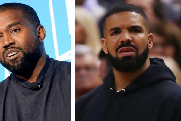Picture for Kanye West's Manager Says He Could Squash Drake Beef — Depending On 'CLB' Jabs