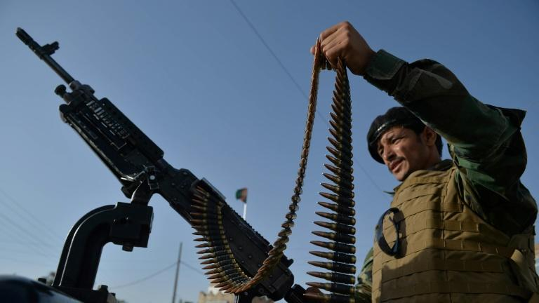 Picture for Afghan forces repel Taliban attack on outskirts of western city