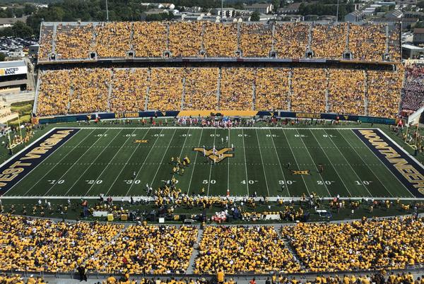 Picture for 2021 Media Win Total Predictions for West Virginia Football