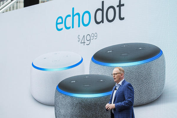 Picture for Amazon reportedly developing a wall-mounted Echo, sound bar, updated car technology