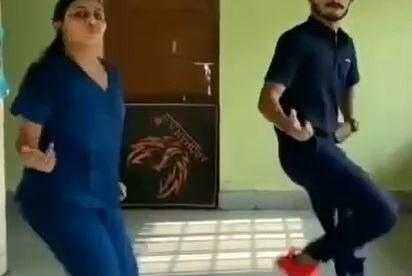 Picture for UN representative praises Indian medical students' viral dance video