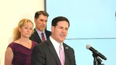 Cover for COVID-19 Mitigation Measures To Not be Reimposed in Arizona, Governor Says