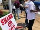 Picture for Protestors erupt over felon employed at local funeral home