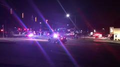 Cover for Road Remain Closed After Shooting Suspect Leads Police On Chase