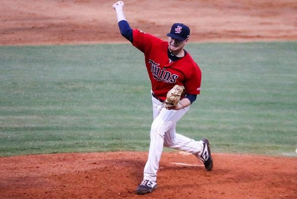 Picture for Twins AFL Report - Week 2: Laweryson Continues to Pile Up the Punch Outs