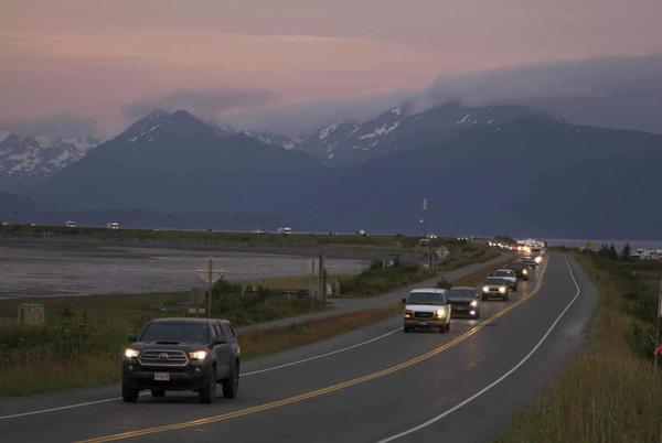 Picture for Alaska earthquake prompts tsunami warnings as people take shelter