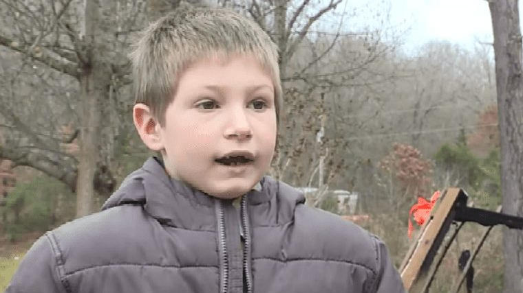 Picture for 7-Year-Old Tennessee Boy (HERO) Climbs In Window Of Burning House To Rescue His Baby Sister