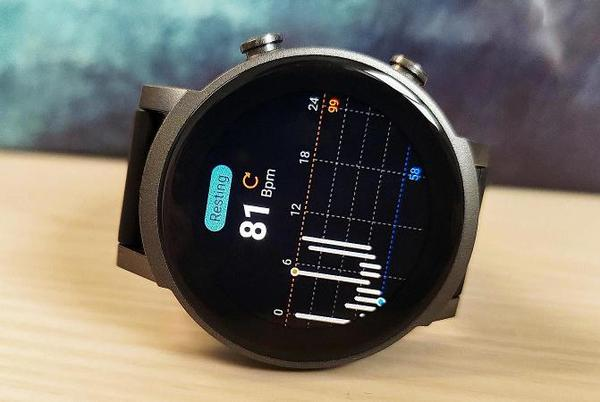 Picture for Mobvoi TicWatch E3 review