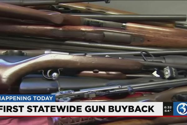 Picture for First statewide gun buyback set to get underway Saturday morning