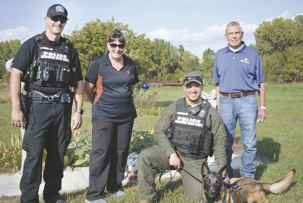 Picture for Friends of Baron Foundation funds service dog for Nebraska State Patrol