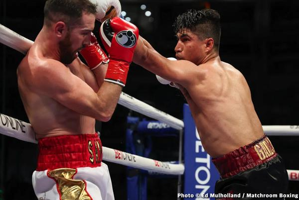 Picture for Results: Mikey Garcia with no rematch clause for Sandor Martin says Eddie Hearn