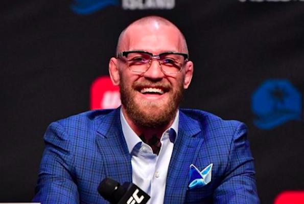 """Picture for Conor McGregor sends a message to Nate Diaz: """"Know who made you"""""""