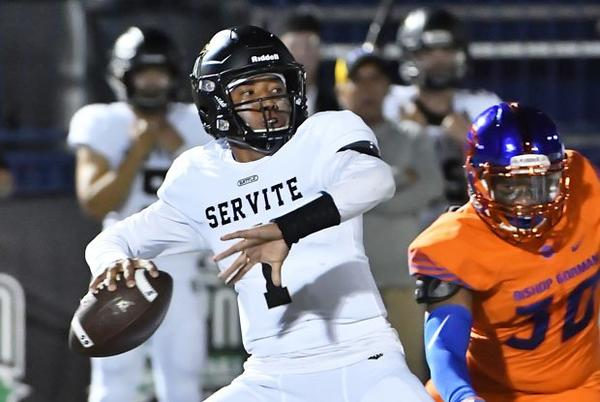 Picture for High school football: How No. 8 Servite stands tall against Southern California juggernauts Mater Dei, St. John Bosco