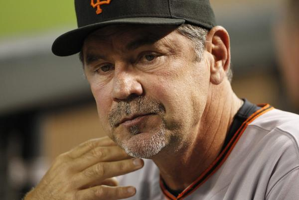Picture for Giants Surprise Run Heads to San Diego as Bochy Mulls ManagingAgain