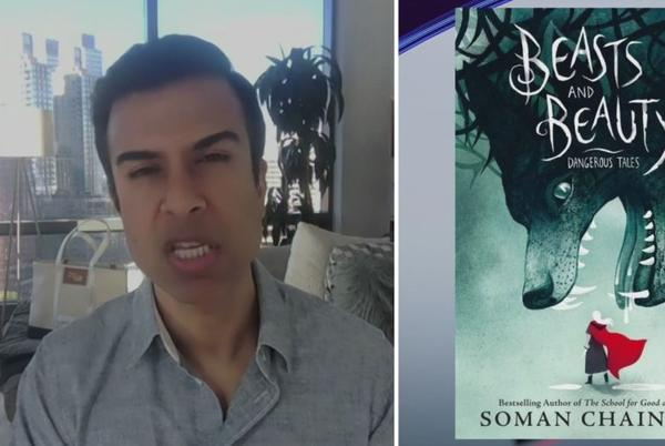 Picture for Bestselling author Soman Chainani talks new book, upcoming Netflix film based on his hit series