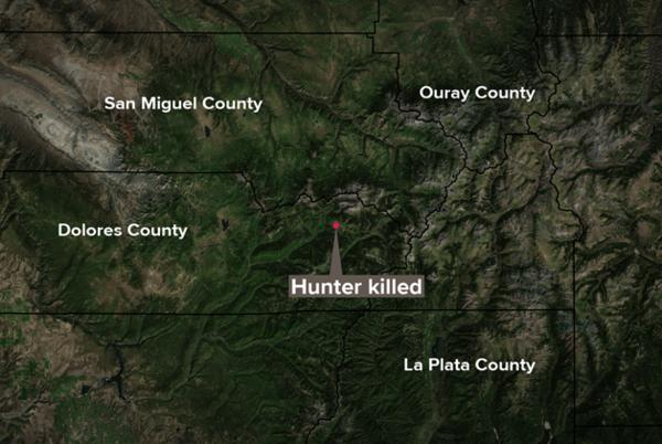 Picture for Hunter shot, killed in southwestern Colorado