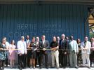 Picture for Bertie County Library, Cooperative Extension officially open