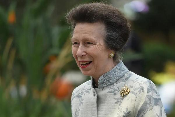 Picture for Princess Anne's royal visit to Paris next month revealed